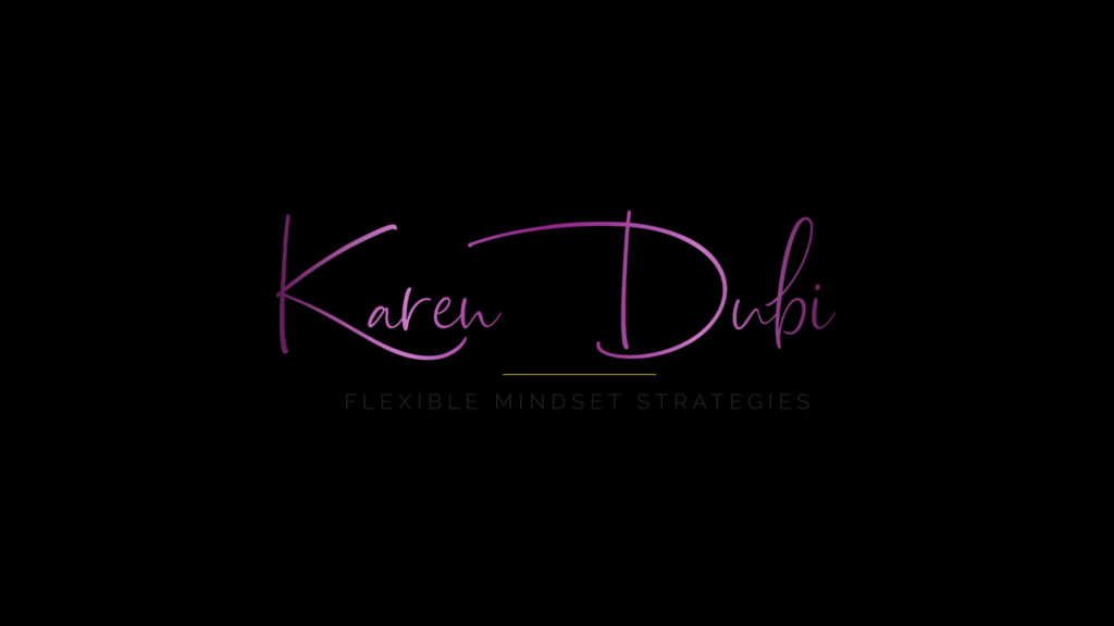 5 habits of high performers - Karen Dubi, life coach in NY