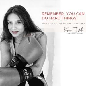 Karen Dubi life coach NY